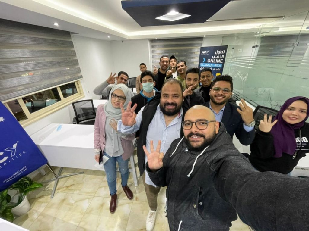 الدُفعة 42 من ندوات الفوركس العربي في القاهرة
