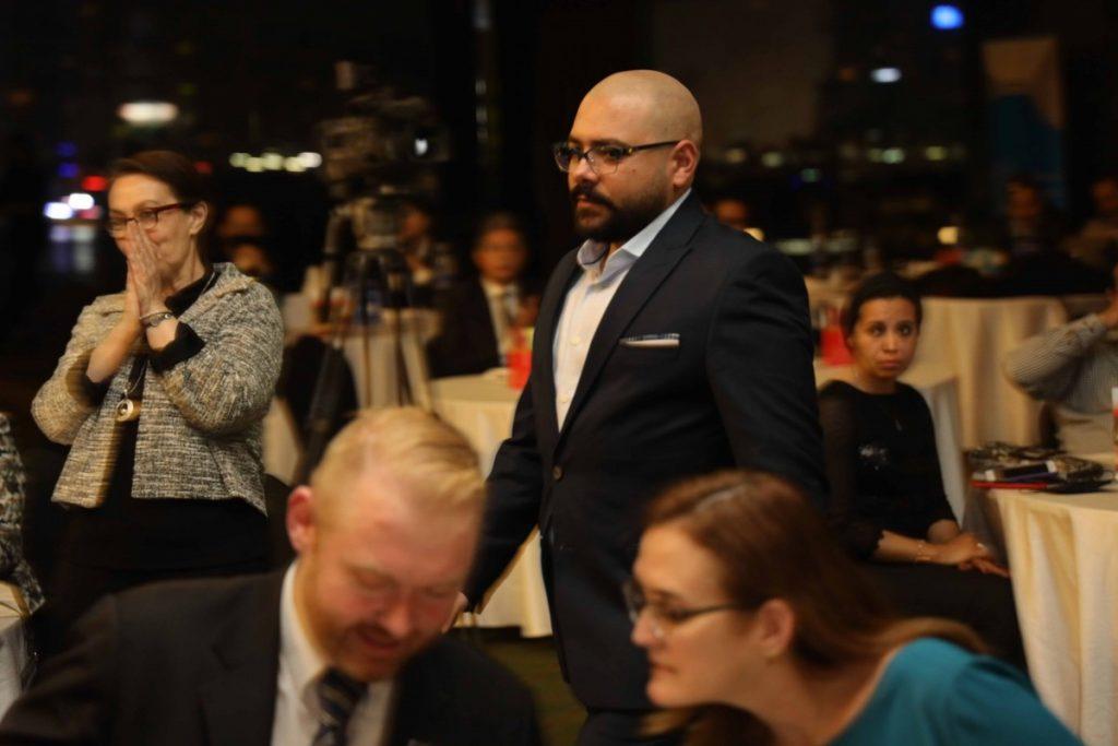 اشرف شريف سفير دولة صربيا للنوايا الحسنة